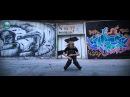 ◕‿◕ POPPING dance in JERUSALEM 2015 Hassan Enabi Ksenia Belous ◕‿◕