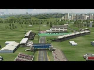 F1 2011 - Гран При Австралии. 3D-превью трассы Альберт-парк