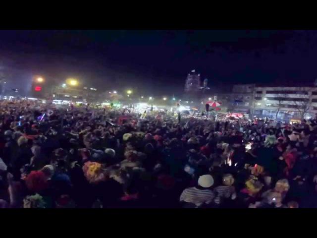 Carnaval de Dunkerque 2015, Rigodon final, L'hymne