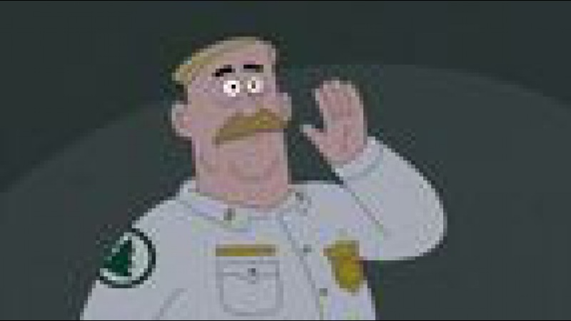 Brickleberry | Бриклберри - 3 сезон 13 серия (NewStudio)