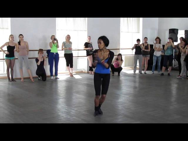 Annelys Perez Castillo (solo) - Lady Style ( 5 KRASNODAR SALSA FESTIVAL )