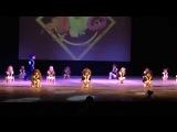 Танец Фиксики - Отчетный концерт INSIDE Dancing Center Чернигов 17.05.2015
