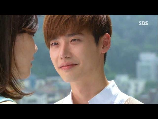 Красивый поцелуй Чан Хе Сун и Пак Су Ха. Дорама Я слышу твой голос