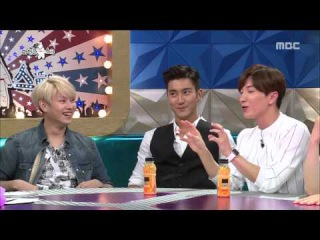 [RADIO STAR] 라디오스타 - Heechul and E-teuk fought in Incheon 희철-이특, 인천에서 옷찢어지게 싸웠다?! 20150715