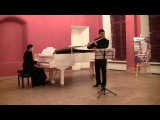 L. van Beethoven Serenade in D Major, op.41 for flute and piano