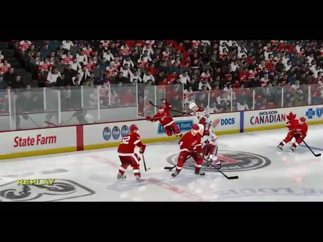 NHL 2004 Rebuilt www.04.eaphl.ru Medium Hockey League games February 2015