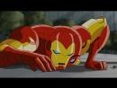 Мстители- Величайшие герои Земли - Железный Человек- Начало - Сезон 1 Серия 3