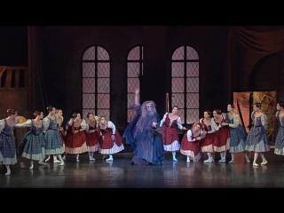 Сильфида (Балет Парижской оперы) Жан Шнейцгоффер / Jean Schneitzhoeffer - La Sylphide (Paris Opera Ballet) / 2004
