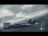 Ace Combat Infinity MiG-31 Gaviria10 lv., LAAM 5 lv., Adriatic Sea, MVP