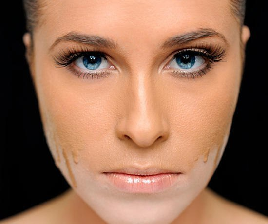 как наносить дневной макияж видео
