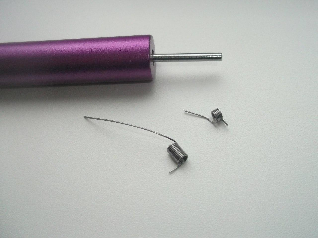 Universal Tools Wire Coiling Tool, он же kuro koiler. Приспособление для намотки спиралей.