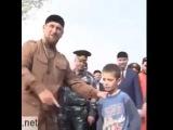Кадыров и прикол с мэром г. Грозного (с переводом)