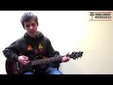 Уроки гитары Киев - «Gotta lotta rosa» Joe Bennett. SERENADA.IN.UA