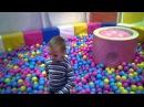 Радомир в игровой комнате