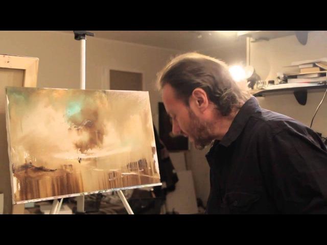 Ч.2. Интуитивная живопись и рисование от Игоря Сахарова