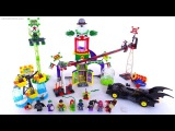 LEGO DC Super Heroes Jokerland review! set 76035