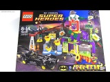 Built in 60 seconds: LEGO DC Super Heroes Jokerland 76035