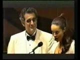 Пласидо Доминго и Сара Брайтман  Застольная из оперы Верди Травиата  Domingo &amp Brightman