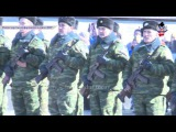 Принятие присяги Донецкой Народной Республики