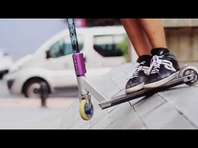 World's Best And Most Epic Scooter Tricks 2015