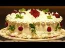 Бисквитный торт Очарование - Рецепт Бабушки Эммы