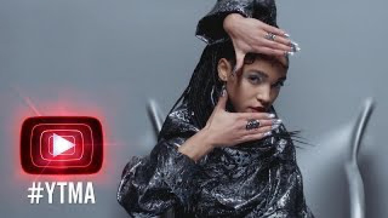 FKA twigs -­ Glass Patron (Official Music Video­ YTMAs)