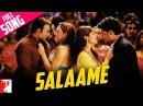Salaame - Full Song   Dhoom   Abhishek Bachchan   Uday Chopra   Esha   Rimi   Kunal   Vasundhara