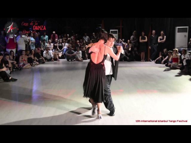 Alejandra Mantinan Aoniken Quiroga, 2-4, International Istanbul Tango Festival, 1-5 July 2015