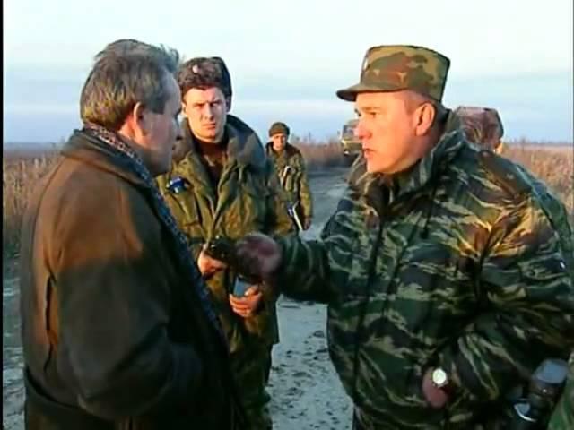 Генерал Шаманов взъёбывает руководство Алхан-Юрта!