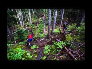 Tim Koerber - Crankworx Whistler Deep Summer Photo Challenge 2015