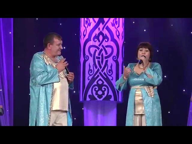 АКСУ ТВ - Сәйдәш Хәсәнҗанов һәм Рәшидә Әхмәтова - Син мине чынлап ярат