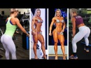 ANGELA BORGES - Wellness Athlete: Exercises to Gain Mass in the Back, Butt, Hips Thighs @ Brazil
