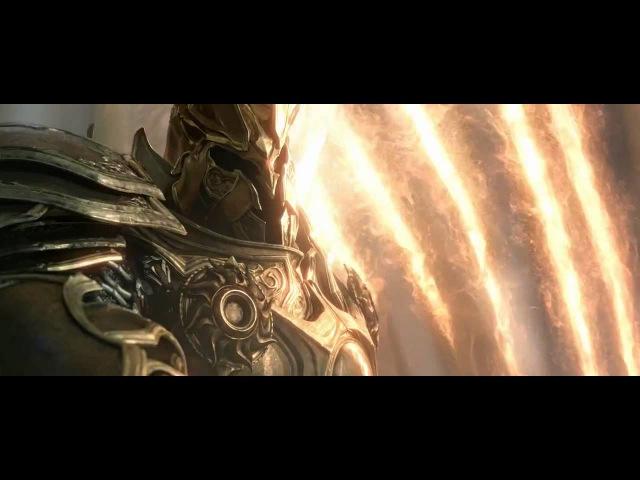 Diablo 3, синематик, Diablo the Prime Evil. На русском.