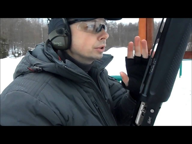 МР- 155 Новое Русское ружьё.
