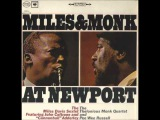 Thelonious Monk Quartet-