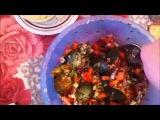 Приготовление Речных ракушек