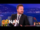 Aaron Paul Can't Stop Saying
