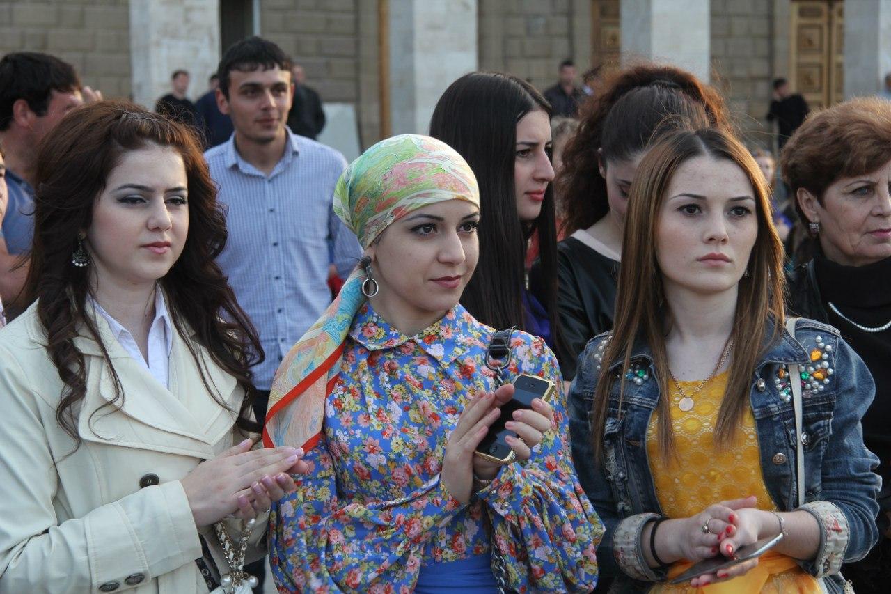 карачаевские девушки фото