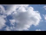 ORIGINAL, Clouds and Blue Sky background
