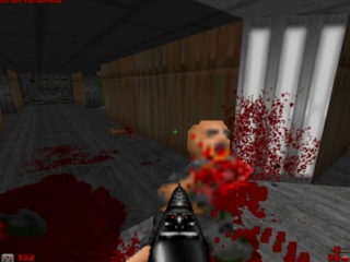 GZdoom + Brutal Doom v20