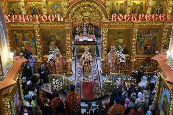 Святейший Патриарх Московский и всея Руси Кирилл в социальной сети В КОНТАКТЕ. LtJeWth2TkY