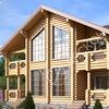 Красивые деревянные дома - Лескон