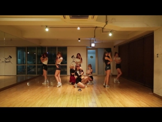 |Dance Practice| 9MUSES - Hurt Locker