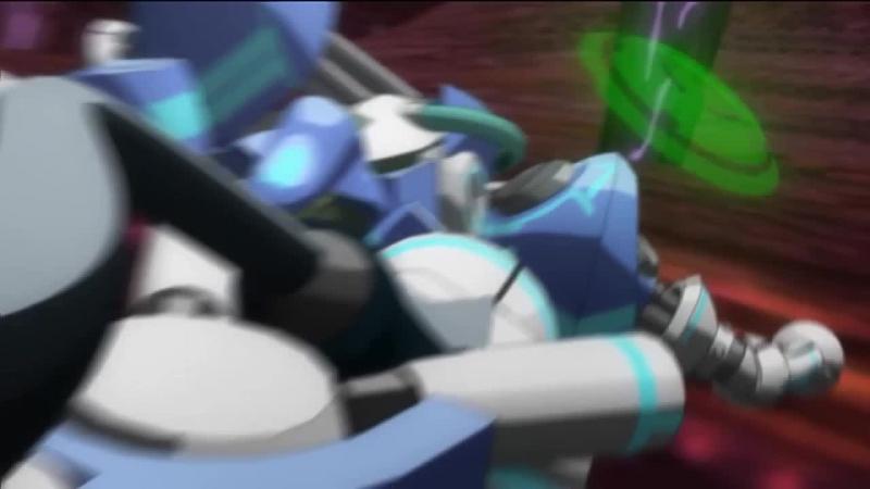 OVA| Виртуальный спецназ / Baldr Force Exe Resolution - 4 серия (Субтитры)