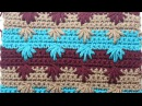 CROCHET How to Crochet the Puff Spike Stitch TUTORIAL 128