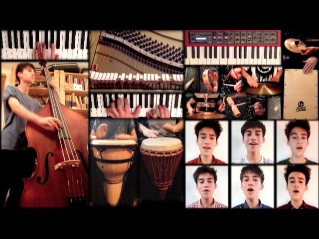 Don't You Worry 'Bout A Thing Jacob Collier