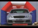 Mercedes Brabus Rocket CLS W219 авто истории 11 выпуск