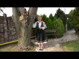 Lavinia Mateiu -  Frunza verde iederita (Filmari Dj Sebi)
