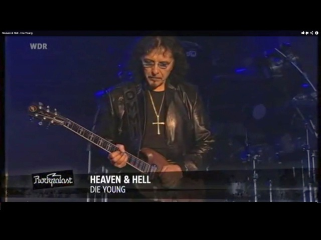 Heaven Hell - Die Young