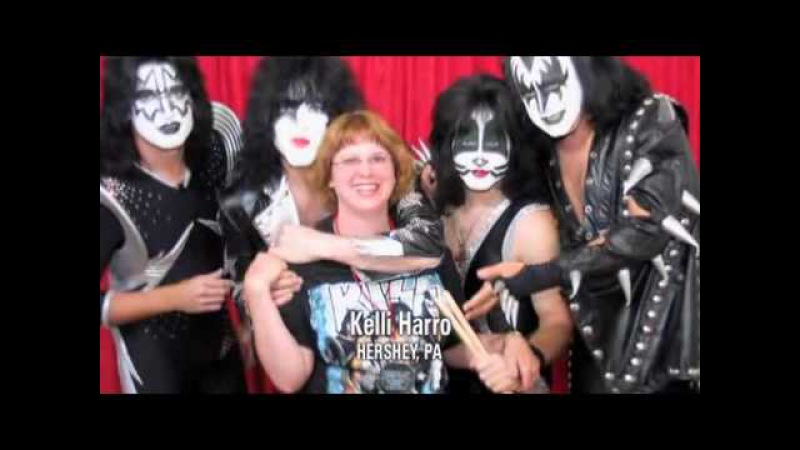 Kiss rock the nation live 2005